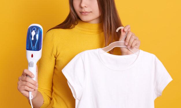 Parownica do prasowania ubrań – czy może zastąpić tradycyjne żelazko?