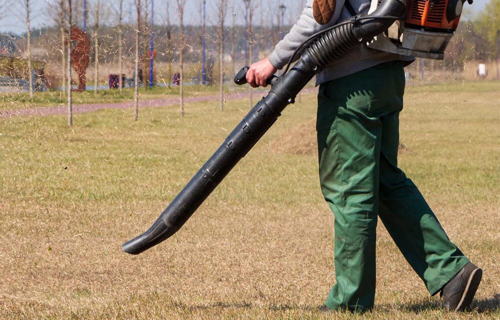 Dmuchawy i odkurzacze do liści – niezbędny sprzęt w ogrodzie