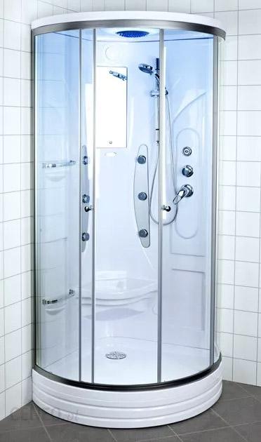Kabina prysznicowa z hydromasażem Duschy 5305