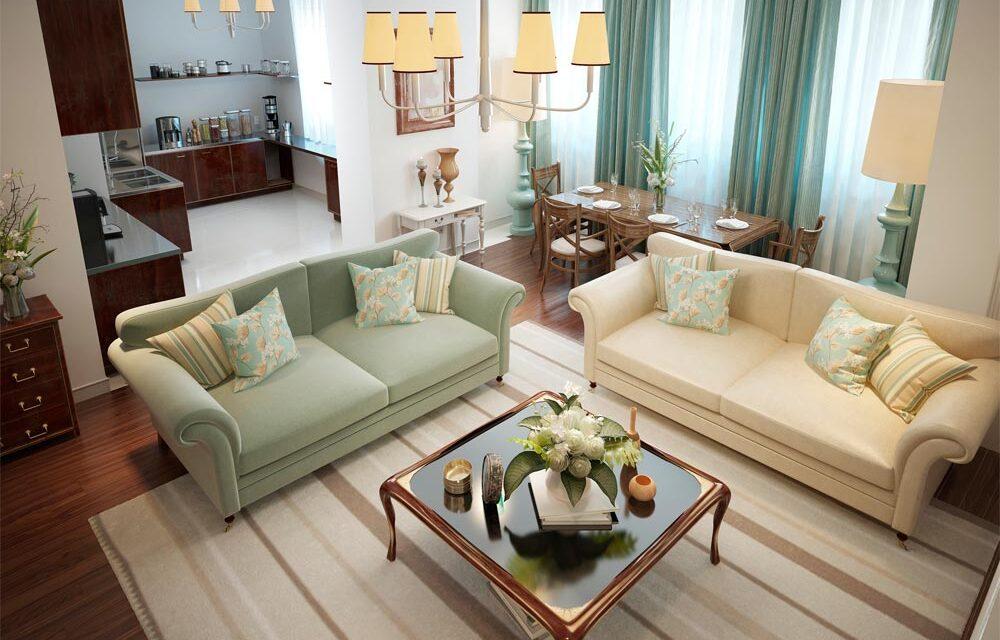 Oświetlenie salonu. Jakie wybrać lampy, by mieć piękny i przytulny salon?