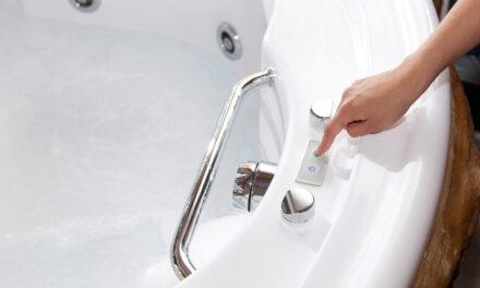 Domowe SPA w swojej łazience? Wanna z funkcją jacuzzi