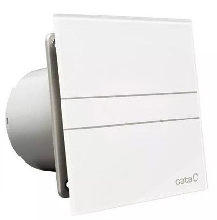 Wentylator Cata E-Glass E-100 GSTH Silver