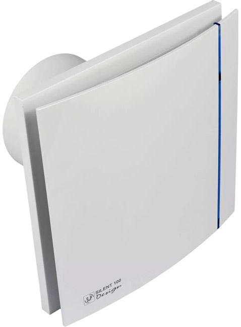 Wentylator do łazienki Soler Palau Silent100 Cz Design - Wentylator W Wersji Standard