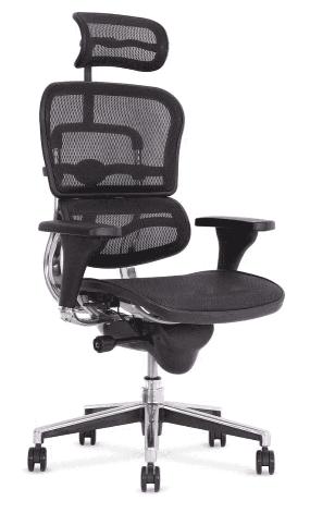Fotel biurowy Nowy Styl - Enjoy - Ergohuman